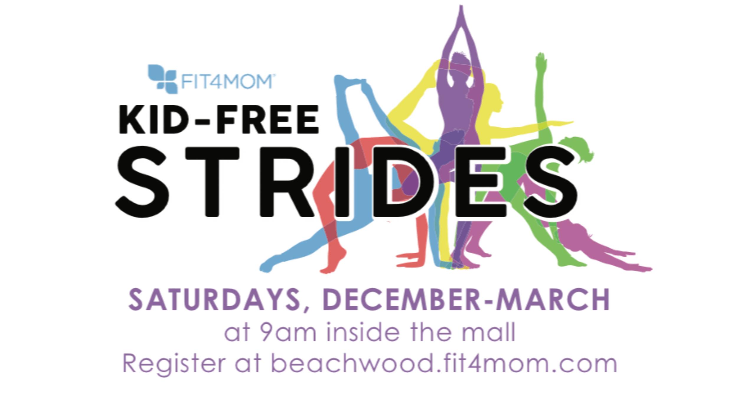 Fit4Mom Kid-Free Strides