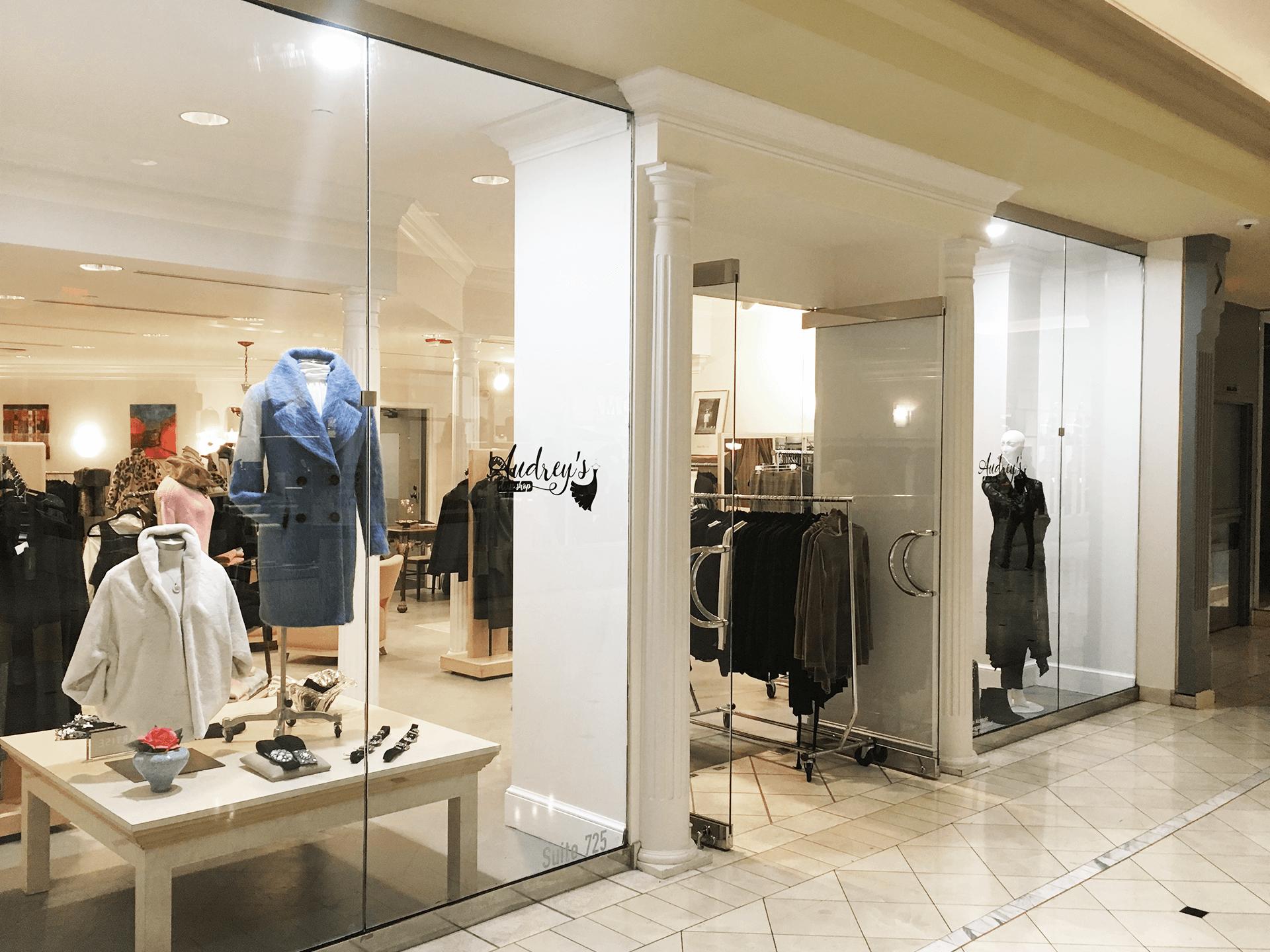 Audrey's Dress Shop