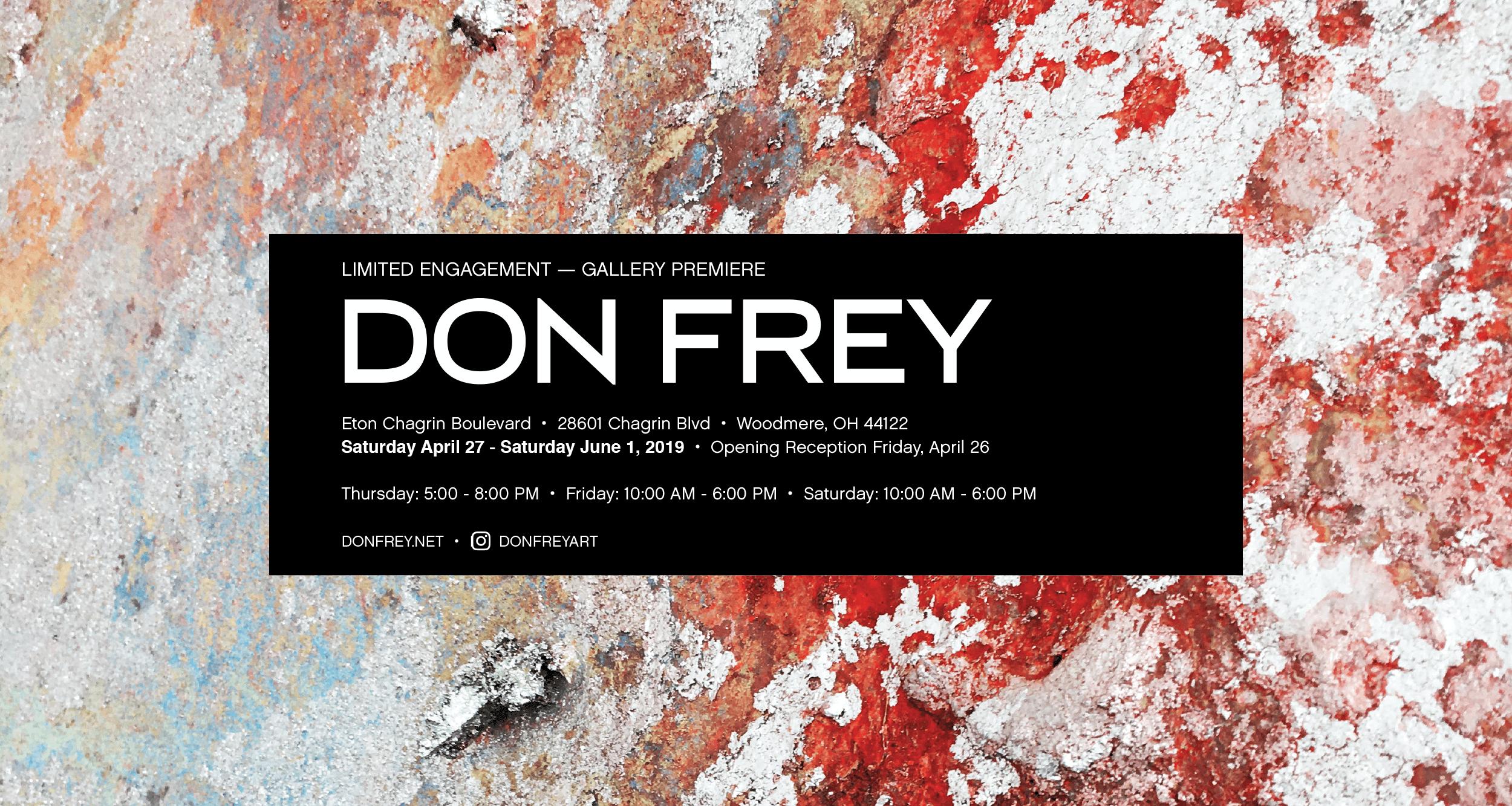 Don Frey Art Gallery