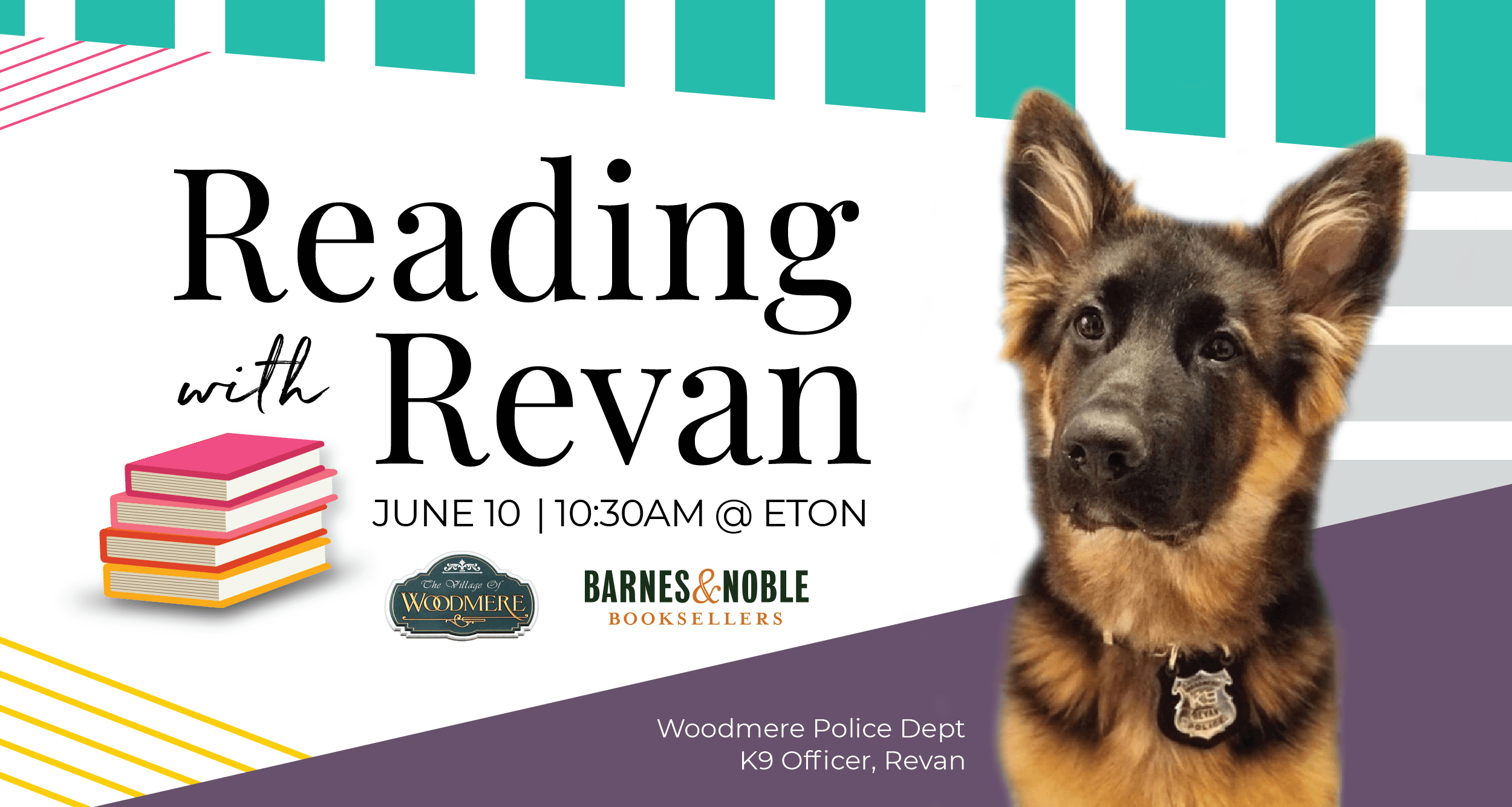 Reading with Revan