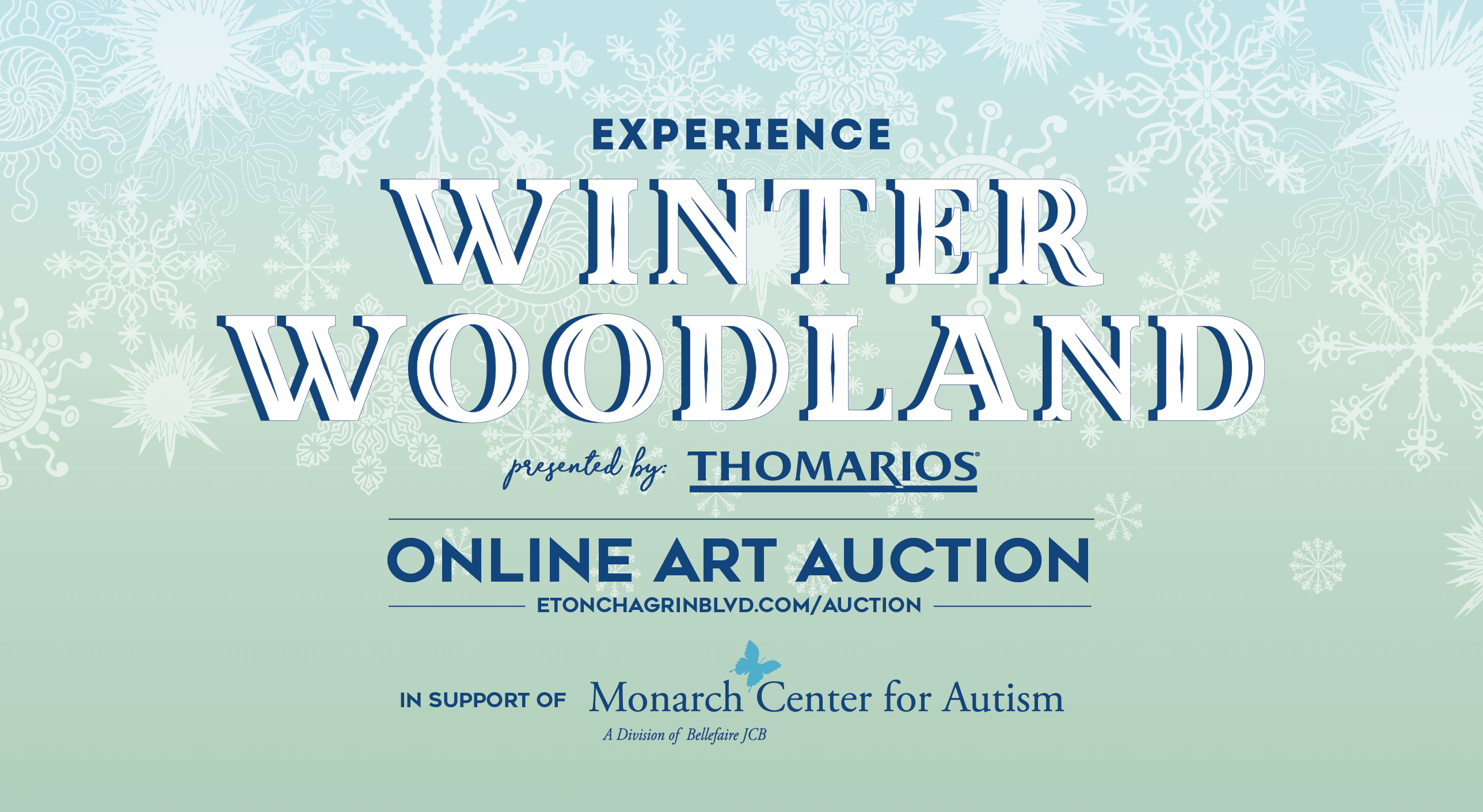 Winter Woodland Auction
